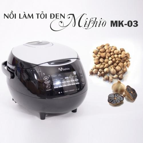 Nồi làm tỏi đen Mishio MK03