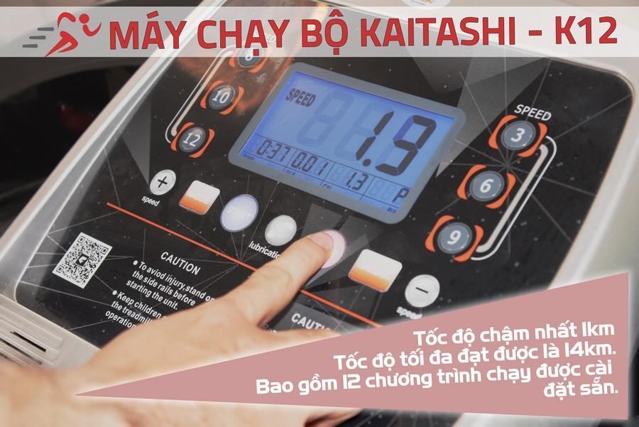 Máy chạy bộ Kaitashi K-12(3)