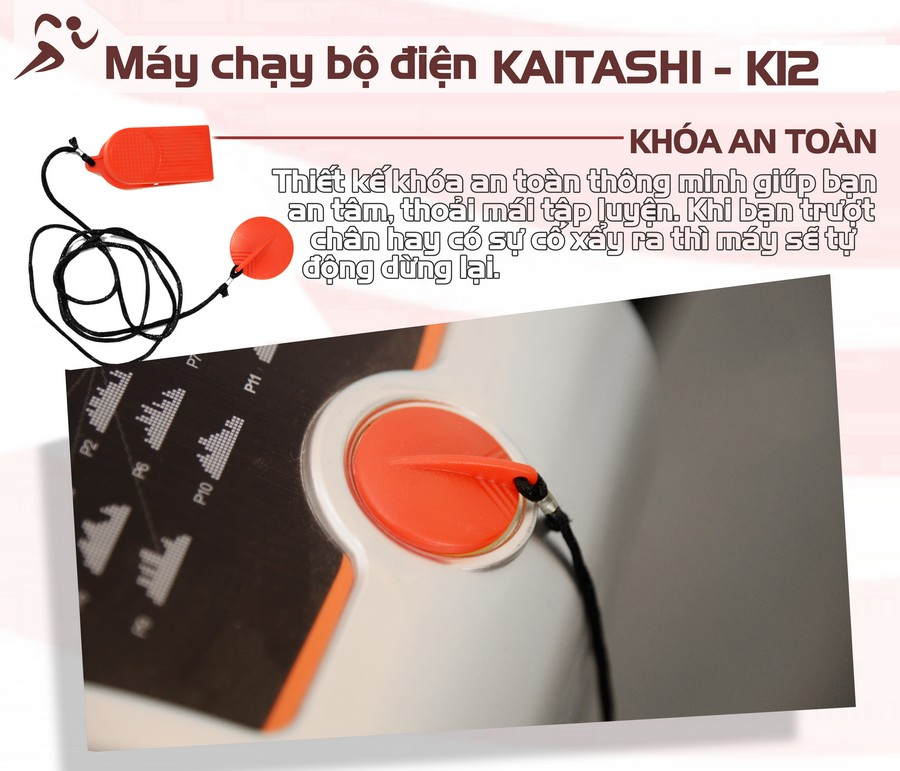 Máy chạy bộ Kaitashi K-12(4)