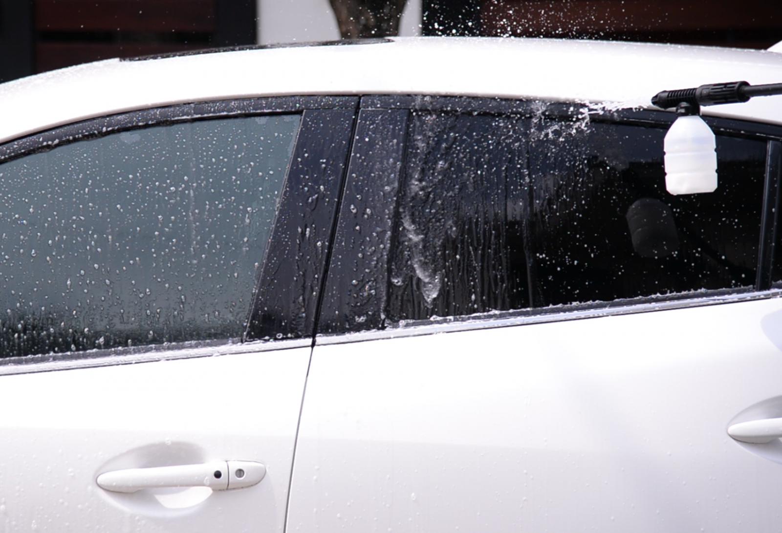 May phun xịt cao ap Hatsu phun xịt rửa xe