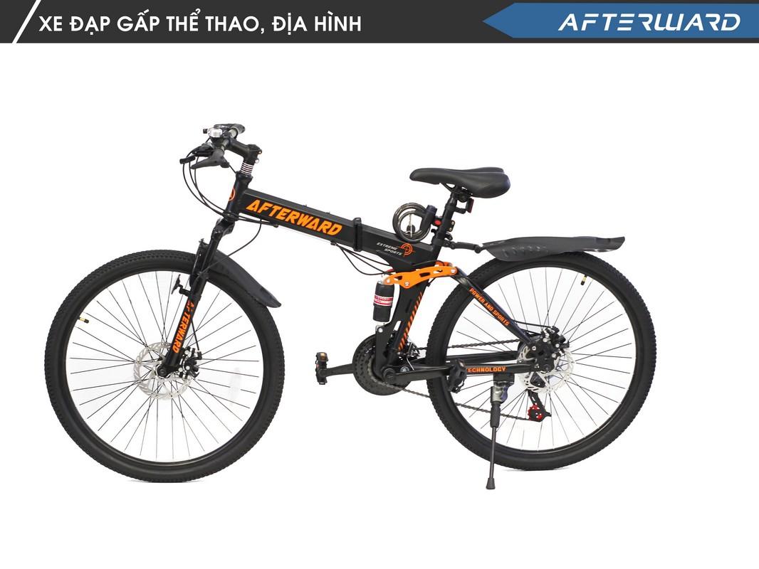 Xe đạp thể tháo địa hình After Ward
