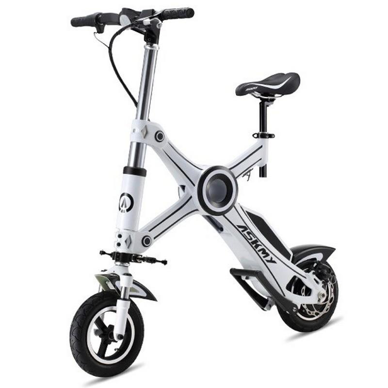 Xe đạp điện gấp gọn X-Bike MK-35